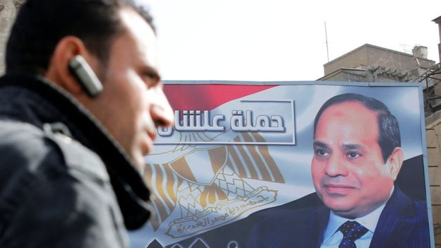 «الغارديان»: بعد سحق السيسي لمنافسيه...لا معنى للانتخابات الرئاسية في مصر
