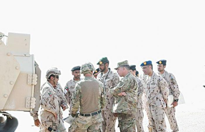 اختتام تمارين «الاتحاد الحديدي 6» بين القوات الإماراتية والأمريكية