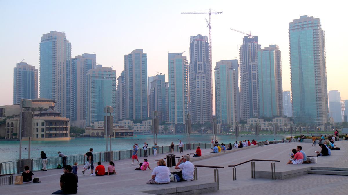 14 مليون سائح زاروا دبي خلال 11 شهراً العام الماضي