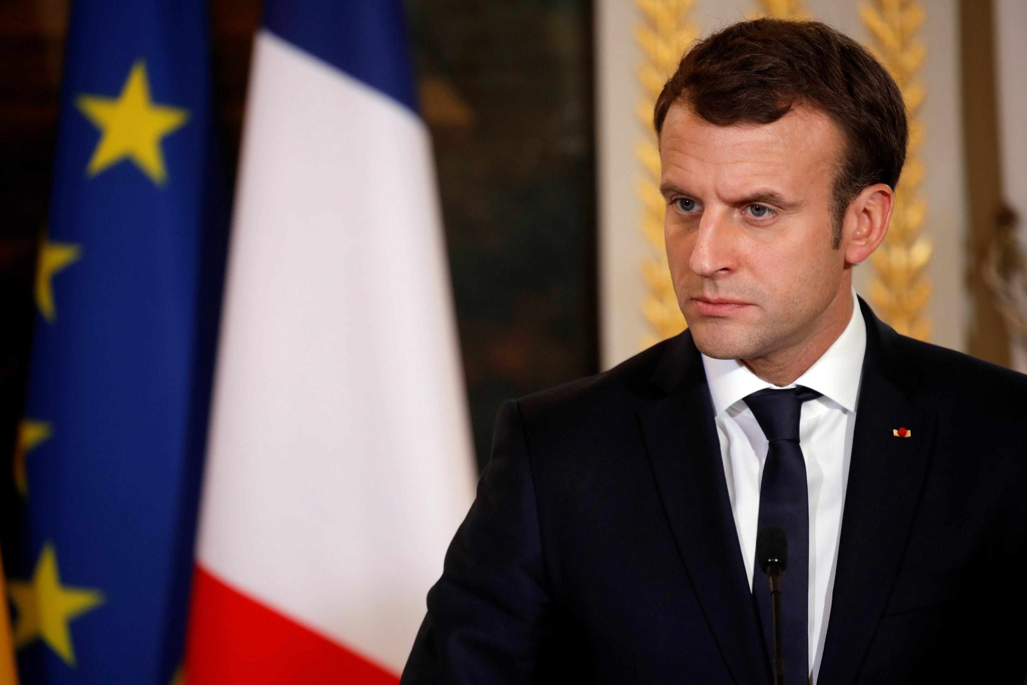 تزايد الضغط على الرئيس الفرنسي بسبب مبيعات الأسلحة للسعودية والإمارات