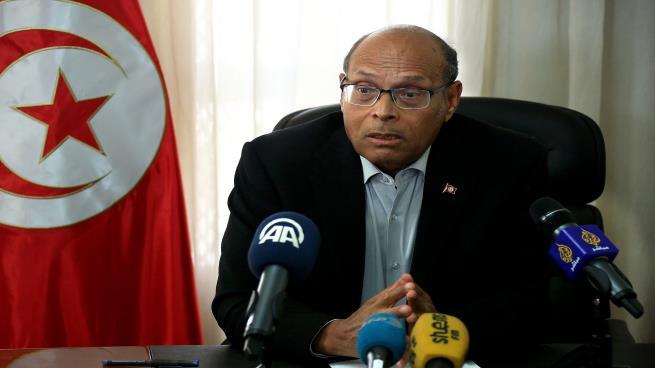 المنصف المرزوقي : الإمارات ضخت الأموال لإفشال ثورة تونس