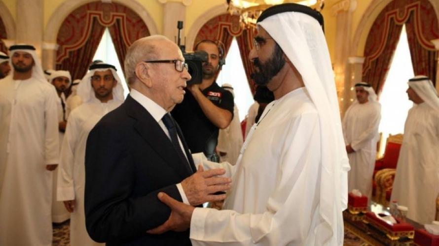 التحركات الإماراتية لإعادة رموز نظام