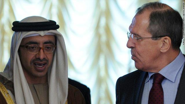 وزيرا خارجية الإمارات وروسيا يزوران إثيوبيا الأسبوع المقبل