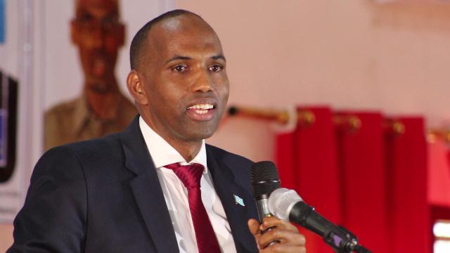 الصومال تقول إنها لا نعترف بالاتفاقية الموقعة مع