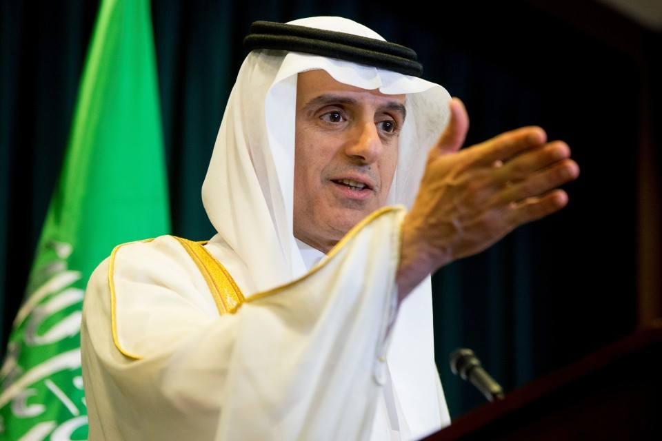 الجبير يهاجم قطر مجددا ويقول: الدوحة ليست باريس سان جيرمان
