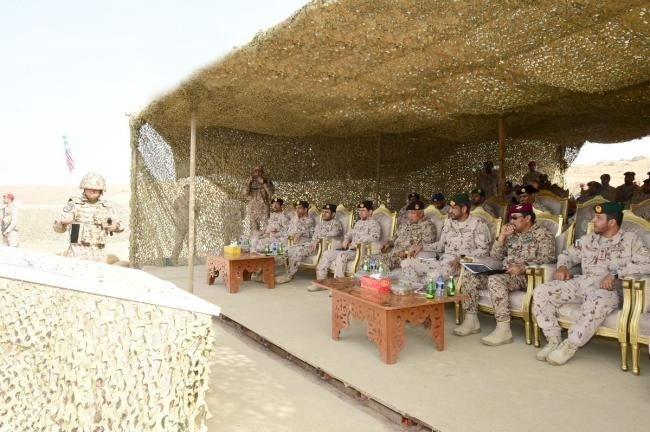 الإمارات وماليزيا يختتمان تدريبات «نمر الصحراء 5» العسكرية