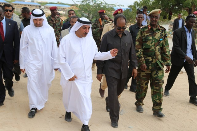 الصومال تدفع لإنهاء أي وجود إماراتي يؤثر على سياستها