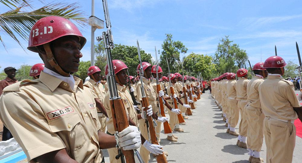 الإمارات تقرر إنهاء مهمة قواتها التدريبية بالصومال