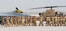 المطالبات الأمريكية للإمارات والسعودية وقطر بتمويل وتشكيل قوة عسكرية عربية تحل مكانها في سوريا
