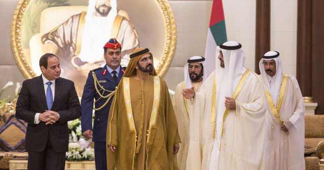 23 مليار درهم استثمارات الإمارات المباشرة في مصر
