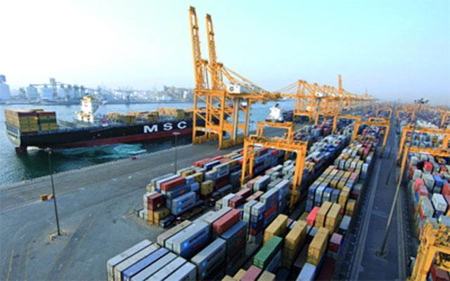 546.5 مليار درهم تجارة إعادة التصدير في الإمارات خلال 2017