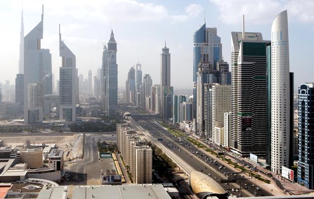 رصيد الاستثمار الأجنبي في الإمارات يتجاوز التريليون درهم بنهاية 2016