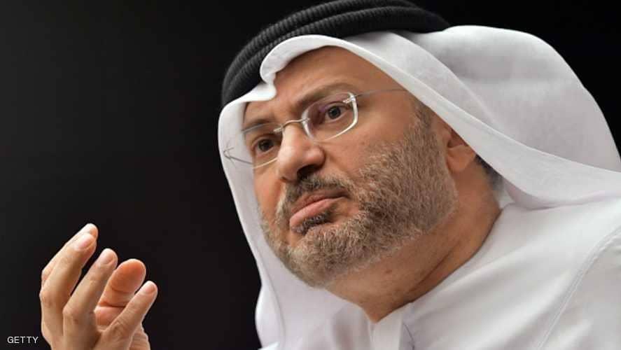 قرقاش رداً على احتجاجات عدن:الإساءات التي تطال الإمارات ما هي إلا تصرفات السفيه العاجز