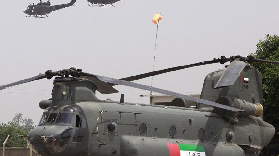 رويترز : الإمارات توسع وجودها العسكري في اليمن والصومال