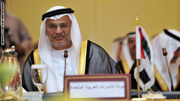 قرقاش: لعل مرور سنة على مقاطعة قطر ينتج فكرا جديدا وأسباب العزلة مستمرة