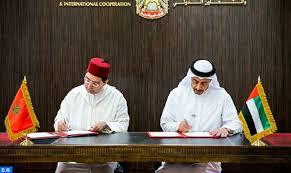 الإمارات تؤيد مغربية الصحراء وتندد بتدخلات إيران
