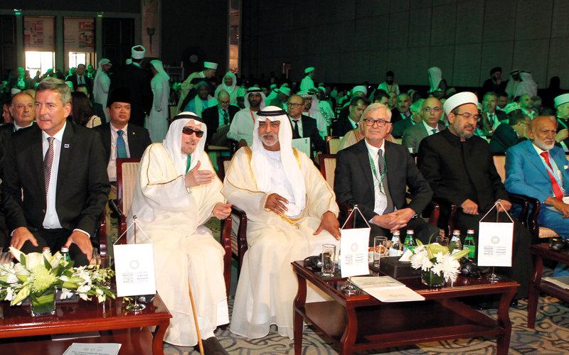مؤتمر المجتمعات المسلمة.. رؤية إماراتية لمطاردة الخصوم وتفعيل نظام