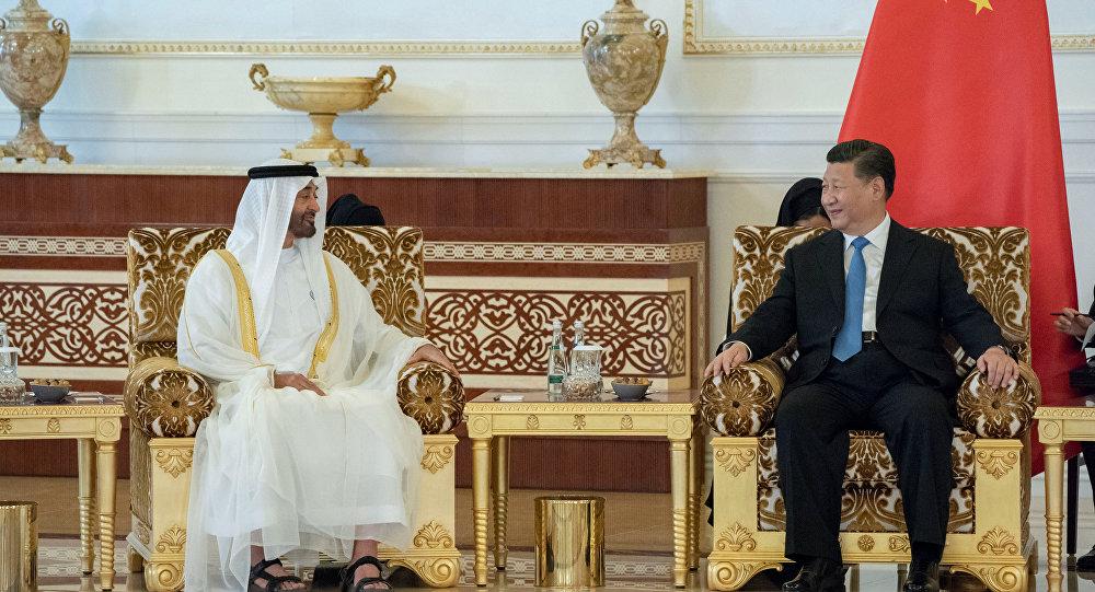 الإمارات والصين توقعان 13 اتفاقية في مجالات الطاقة والتجارة والخدمات