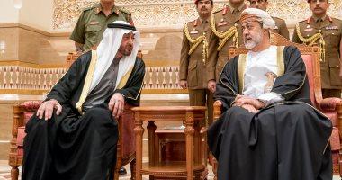 محمد بن زايد يزور مسقط برفقة وفد رفيع المستوى لتعزية سلطان عمان بوفاة قابوس بن سعيد