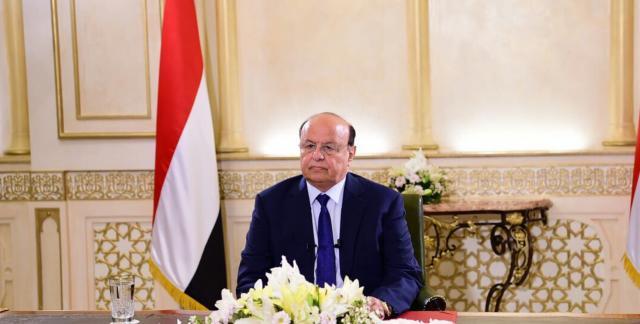 الرئيس هادي يصل اليمن بعد غياب عام ونصف