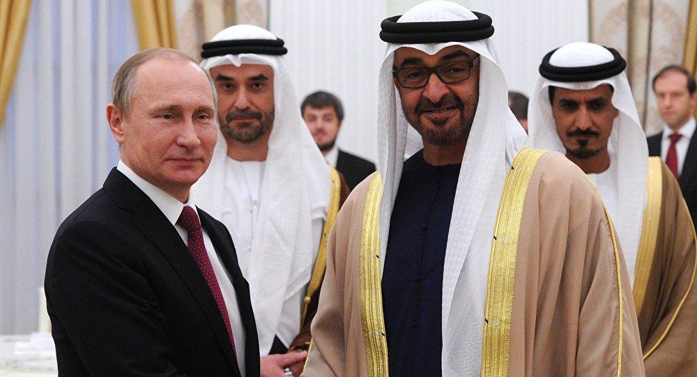 """""""المونيتور"""": روسيا تراقب دور الإمارات المتنامي في المنطقة و تتعاون معها في عدة ملفات إقليمية"""