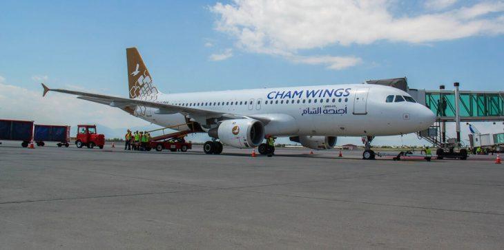 شركة طيران سورية تعلن بدء تسيير رحلات إلى الإمارات في شهر تموز المقبل