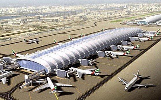 الحوثيون يزعمون قصف مطار أبوظبي بطائرة مسيرة...و إدارة المطار تعلن عن