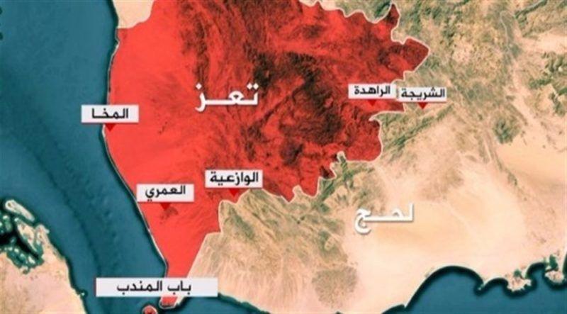 مصادر يمنية تتحدث عن خطة إماراتية لتقسيم محافظة تعز