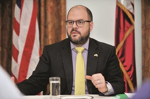 دبلوماسي أمريكي: سنكثف جهودنا الفترة المقبلة لإنهاء الأزمة الخليجية
