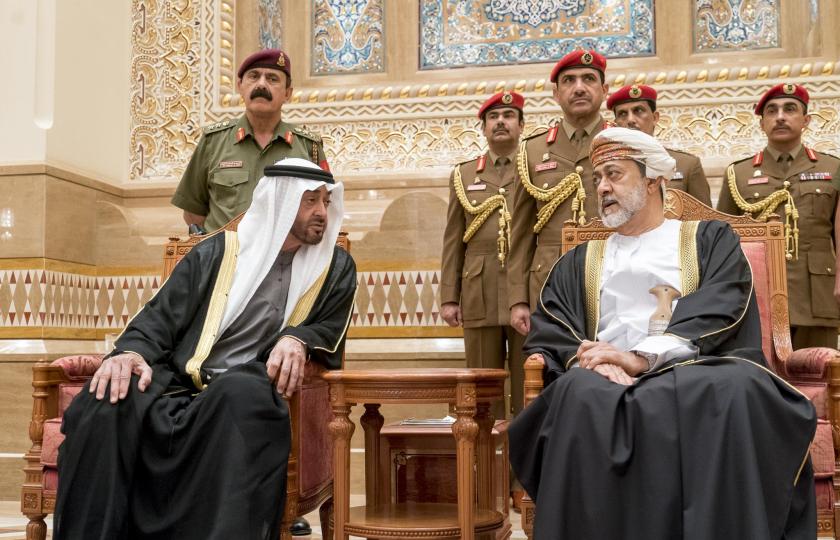علاقة الإمارات والسعودية مع سلطنة عمان بعد وفاة قابوس