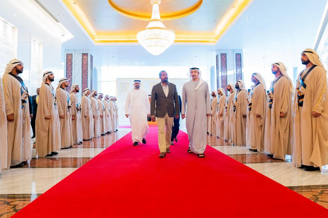 هل تنهار علاقة الإمارات باثيوبيا بسبب الصومال؟!.. قراءة في زيارة