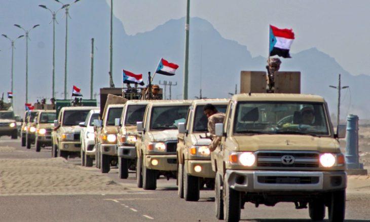 المجلس الانتقالي الجنوبي المدعوم من الإمارات يجدد تمسكه بالانفصال عن شمال اليمن