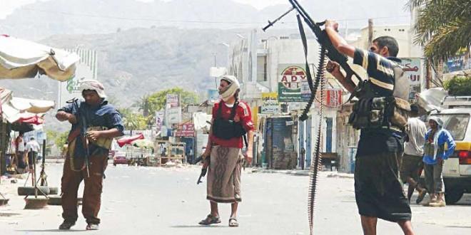 إتهامات لأبوظبي بتفجير الوضع الأمني في تعز باليمن