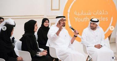 محمد بن زايد يطلق المبادرة العالمية لشباب الإمارات