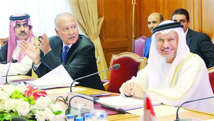 بمشاركة الإمارات ... اجتماع وزراء الخارجية العرب يحذر من المساس بدور