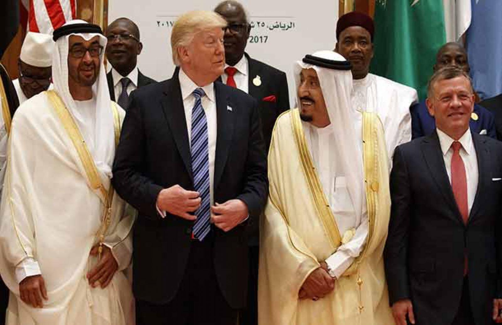المساعي الأمريكية لتشكيل تحالف