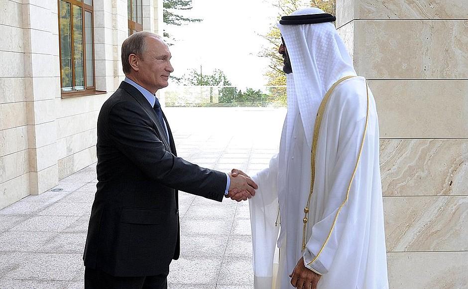كيف تستغل روسيا الخلافات السعودية الإماراتية؟!