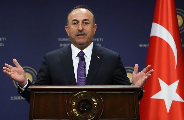 وزير الخارجية التركي ينتقد الإمارات ويتهم دحلان بالعمالة لإسرائيل