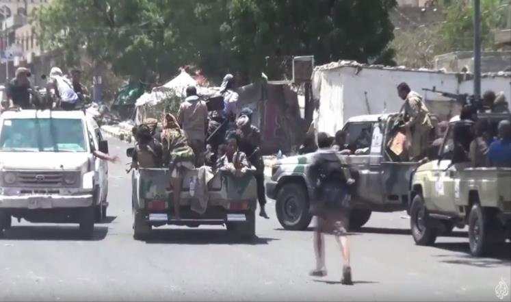 11 قتيلا في اشتباكات بتعز بين الجيش اليمني وقوات مدعومة من الإمارات
