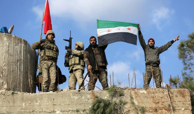 صحيفة أمريكية: التحركات الإماراتية بمواجهة النفوذ التركي في عفرين شمال سوريا
