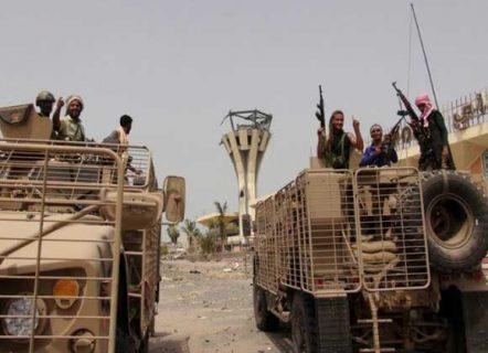 الإمارات تسحب مدرعات عسكرية من تعز