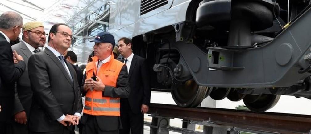 دون إعلان رسمي.. أبوظبي شاركت في تمويل أول قطار سريع في إفريقيا سينطلق من المغرب