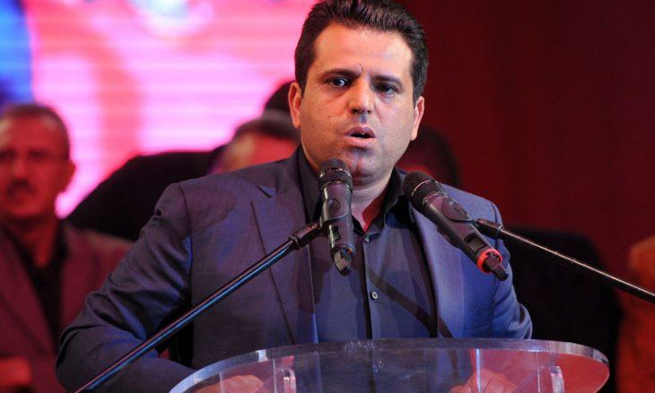 """أمين عام """"نداء تونس"""" يعلن من الإمارات استقالته عن منصبه"""