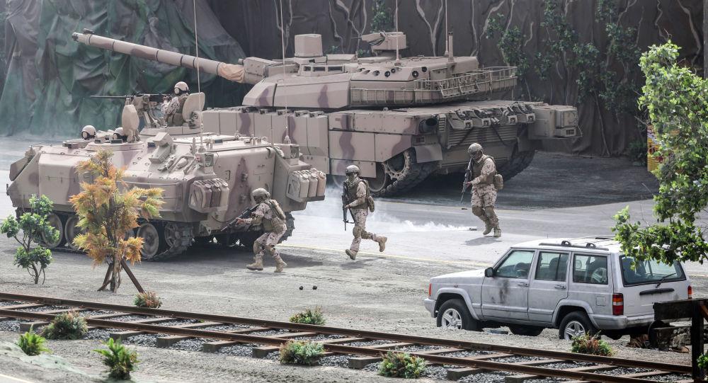الإمارات توقع عقودا دفاعية بـ1.99 مليار درهم مع شركات روسية دولية