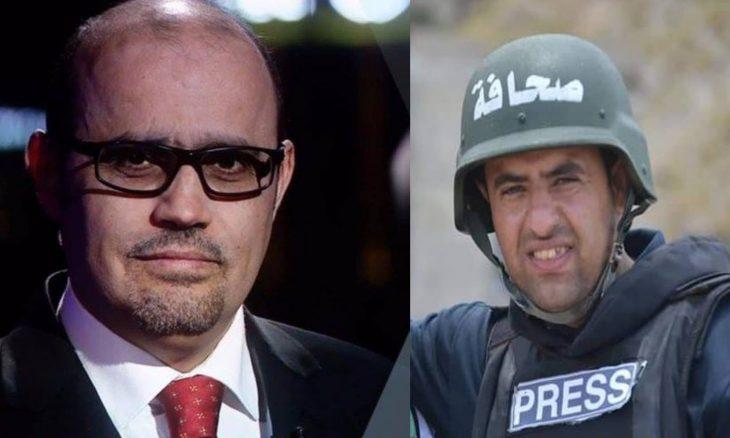 """صحفيان يمنيان يستقيلان من قناتين إماراتيتين رداً على ما وصفاه بـ""""الأجندات المشبوهة"""" ضد بلادهم"""