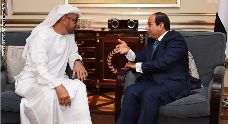 دور الإمارات في مصر.. الابتزاز حصاد دعم الانقلاب