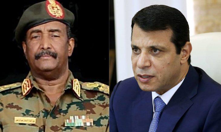 مصادر سودانية: دحلان يصل الخرطوم برفقة وزير إماراتي ويلتقي قيادات في المجلس العسكري