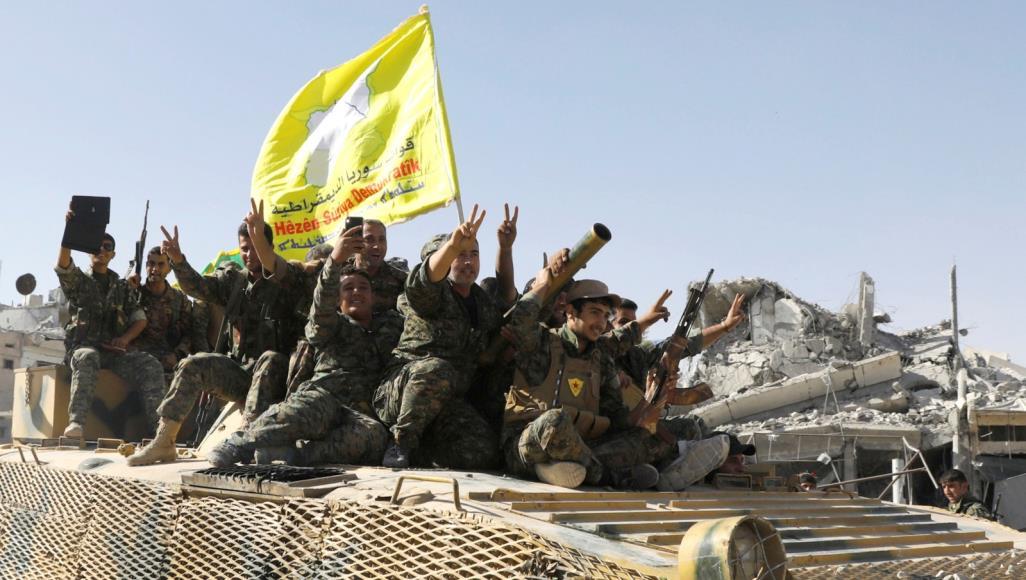 الإمارات تكثف من جهودها في مواجهة التحركات التركية في سوريا