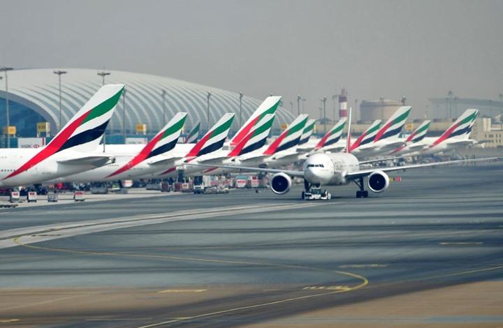 مقتل 3 بريطانيين وجنوب إفريقي في سقوط طائرة صغيرة قرب مطار دبي الدولي