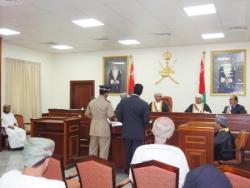 القضاء العُماني يصدر حكمه في قضية خلية التجسس الإماراتية